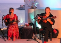 Music in La Cruz, Boutique Hotel