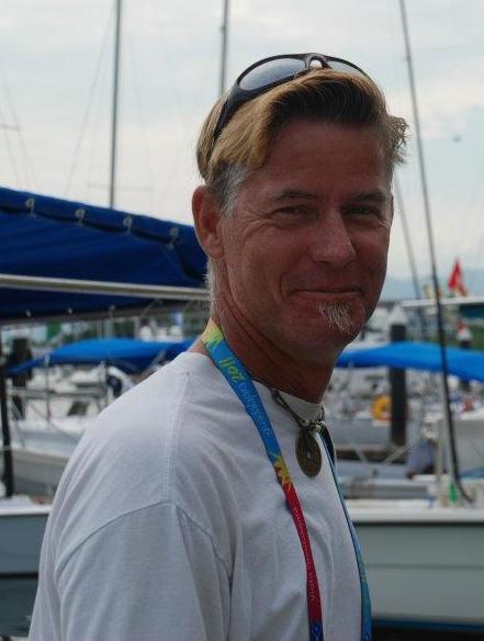 Sail-maker Mike, Villa Amor del Mar, La Cruz de Huanacaxtle